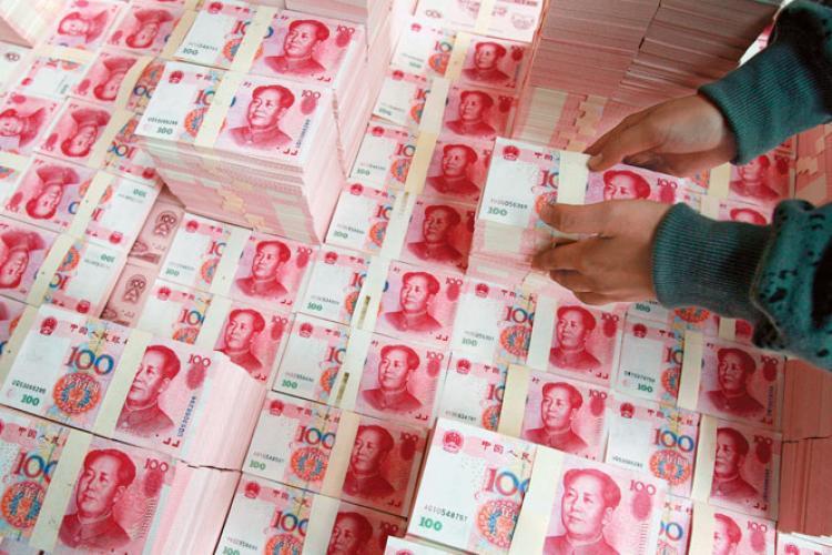 China has US$17 Trillion to Manage Economic Shocks