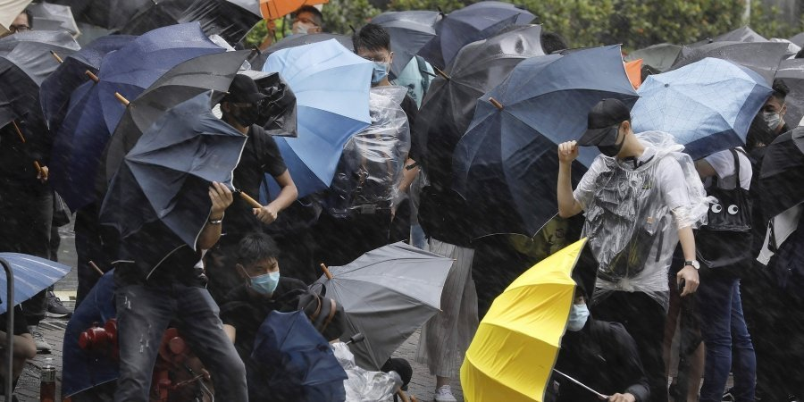 "Hong Kong Moving Forward: Paths & Protests | Antony Dapiran, Author ""City of Protest"""